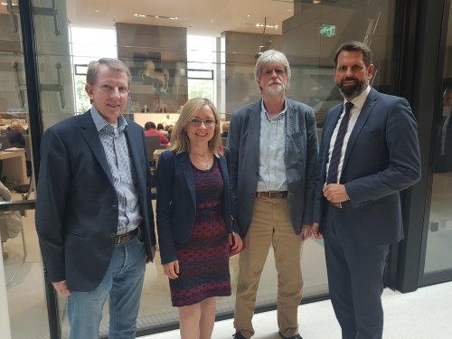 Dialog mit Umweltminister Olaf Lies