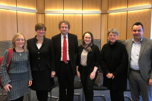 Abgeordnete in der Enquete-Kommission