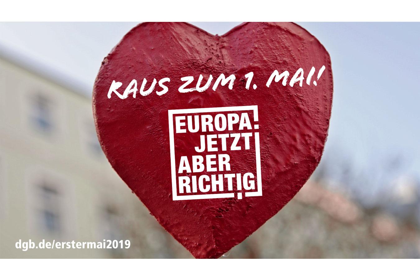 Europa - Jetzt aber richtig