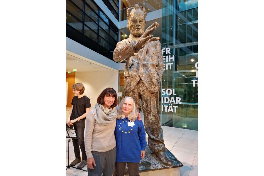 10. Mai 2019 im Willy Brandt-Haus Berlin Angelika Heinlein, Brandenburg, Jutta Liebetruth, Niedersachsen