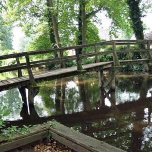 Brücke in Fischerhude